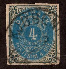 9496 OAS-CNY DENMARK 26d IMPERF $22