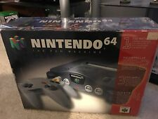 1 Console Box Protector - Nintendo 64 N64 Video Game PET plastic W/ Locking Tabs