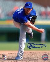 Kyle Farnsworth 2009-2010 Kansas City Royals Signed Autographed 8x10 Photo COA
