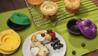 6 INDIVIDUAL CUPCAKE DEEP BUN MUFFIN PIE YORKSHIRE PUDDING BAKING TRAY TIN PAN
