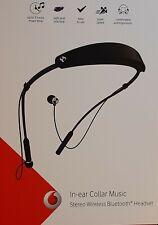 Auricolari Bluetooth VODAFONE - Stereo Wireless Bluethooth Headset - NUOVO