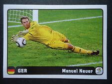 Panini 5/6 manuel neuer Alemania em 2012 Poland-Ucrania