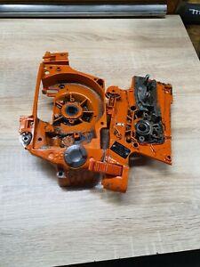 Gebrauchtes Ersatzteil Husqvarna Säge 346 XP : Kurbelgehäuse