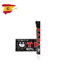 3-7 Days  Spain Stock crema de tatuaje TKTX piel entumecida rápido Black 40%
