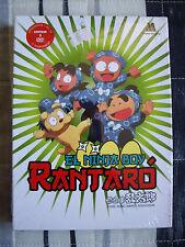 DVD - Anime -  El Ninja Boy Rantaro - Episodios 1 al 13 - 3 DVD - NUEVA