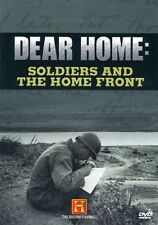 DEAR HOME: SOLDIERS AND THE HOME FRONT ( 2 DISC SET ) NEW AND SEALED