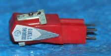 Seeburg Jukebox Pickering Redhead Stereo Cartridge with 2 Blue T Stylus/Needles