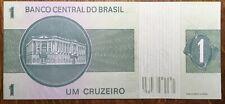 BRESIL BILLET DE 1 CRUZEIRO (BILL 18)