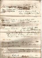 1802 Several unexecuted writs during Calcutta Sheriff Henry Stone's Shrievalty