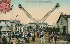 ENGLAND - London - Flip Flap - Japan British Exhibition 1911