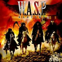 WASP - BABYLON (BLACK VINYL)  VINYL LP NEW+