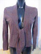5153892e41 JACKPOT ° modische Strickjacke Gr. S / 146 braun Mädchen Kleidung Pulli  Jacke