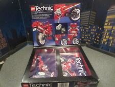LEGO TECHNIC 8422 MOTORCYCLE BOX AND INSTRUCTIONS ONLY