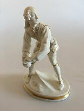 Bing & Grondahl Figurine Lackey without coat throwing a snowball by Hans Tegner