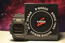 Brand New Casio G-Shock GX-56BB-1 Solar Big Case Mud Resistant World Time Watch