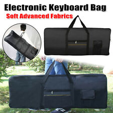 Waterproof 61-Key Electric Keyboard Piano Cover Case Gig Bag Advanced Fabric