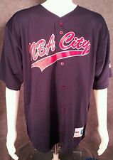 NBA City Baseball Basketball Jersey Sz XL Red White Blue Orlando 00 USA