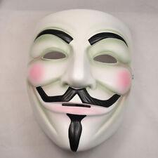 COOL Mens Resin Replica V For Vendetta Movie Mask JH03 Handmade