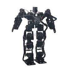 17DOF istruzione UMANOIDE robot bipede ROBOT KIT con staffa Servo cuscinetto a sfera