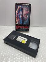 RARE OOP VHS 1988 THE REJUVENATOR  SLASHER HORROR VHS MOVIE