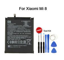 For Xiaomi Mi 8 Original 3300 mAh BM4E Genuine Internal Battery Replacement
