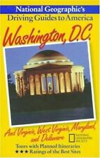 New listing National Geographic Driving Guides to America: Washington, D. C. by Pete Souza,