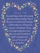 Heaven Sent Friendship Card - terrific gift for Loved One, Birthday, Friend