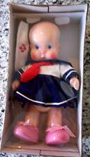 Vtg 1987 Shebee Sailor Girl Doll By Horsman New In Original Box Complete W/ Hat