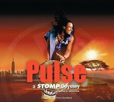 NEW Pulse - A Stomp Odyssey: Soundtrack from the Imax Film (Audio CD)
