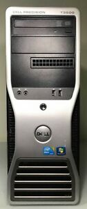 DELL Workstation T3500 - XEON X5650/Quadro FX 1800/12GB/SSD+HDD - Win 10+Office