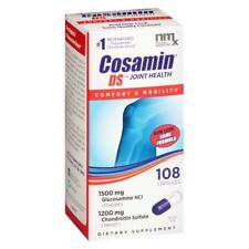 Cosamin DS Joint Health Supplement 108 Capsules 2019