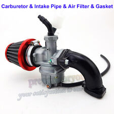 Pit Dirt bike Manifold Intake Pipe Gasket Set For 110 125 140cc Lifan YX Engine