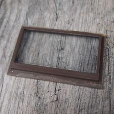 Tascam 34 Teac Reel to Reel - VU Meter Window Lens Cover - Fits 34 34B