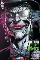 Batman Three Jokers #2 Premium Variant Top Hat Death in the Family NM