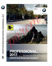 BMW CCC ROAD MAP 2017 PROFESSIONAL NAVIGATION UPDATE PRO NAVI DVD SET BLITZER OS