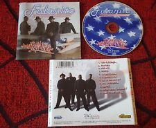 Latin FULANITO **Americanizao** RARE Spain 2002 CD SANDY Y PAPO Proyecto Uno