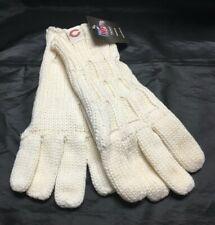 Reebok Womens Chicago Bears Knit Gloves