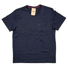 Levi's Men's Harper Pocket V-Neck T-Shirt / M / DRESS BLUES