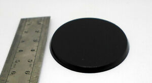 1 socle rond plastique / plastic round base 60mm