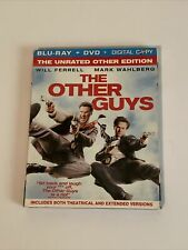 The Other Guys (Blu-ray/Dvd, 2010, 2-Disc Set) w/ Slipcover