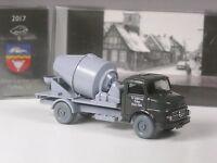 Wiking C&I Sondermodell Mercedes 1413 Betonmischer Lambertsen Tiefbau