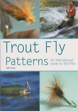PRICE TAFF FISHING & FLYTYING BOOK TROUT FLY PATTERNS paperback BARGAIN new