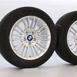 Original 17 Pulgadas BMW 5er F10 F11 6er F06 F12 F1 Invierno Viel Radio 456 Rdc