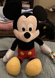 Mickey Mouse stuffed plush NWT Kohl's Cares 13.5""