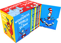 The Wonderful World of Dr Seuss 20 Books Collection Box Childrens Set Pack Gift