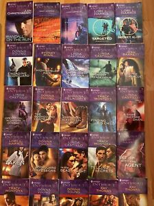 Harlequin Intrigue Miscellaneous Book Collection (Set of 27) -  (2005 - 2010)