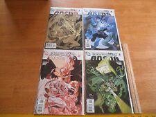 Countdown Arena comic book lot of 4 NM 1 2 3 4 Andy Kubert Batman Green Lantern