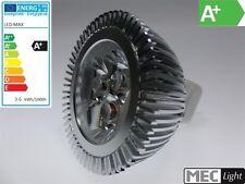 Mr16/gu5.3 LED spot-emisor 60 ° - 3x 1w High-Power-LEDs - 240lm-cold-White