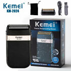 Kemei Electric 4D Floating Shaver Hair Clipper Anti-pinch Trimmer Cordless Razor