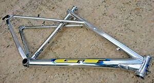 1998 GT Zaskar LE Mountain Bike Frame 6061 Aluminium Tubing Retro MTB 90s